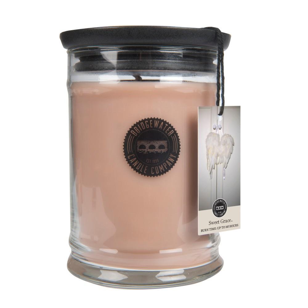 Vonná sviečka v sklenenej dóze Bridgewater Candle Company Sweet Grace XL