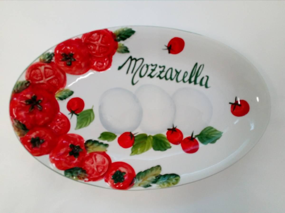 Keramický oválny tanier BR 1456/30