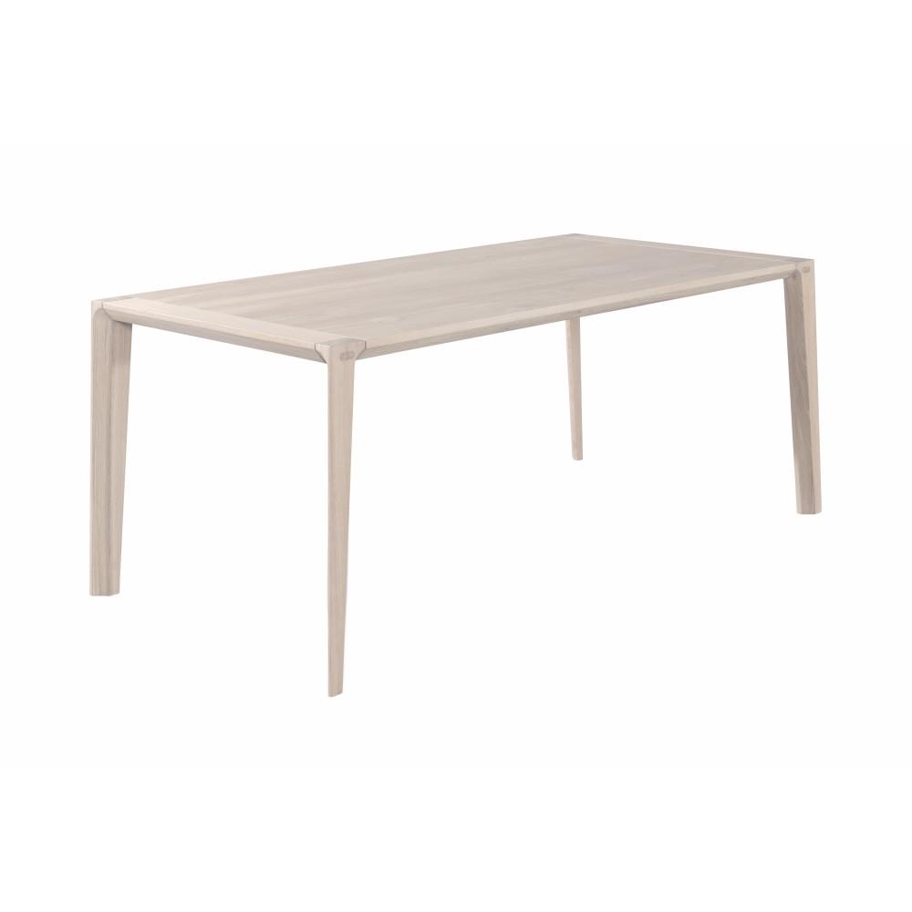 Jedálenský stôl z dubového dreva Wewood - Portugues Joinery Raia, dĺžka 180 cm