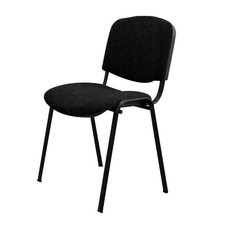 Kancelárska stolička ISO BLACK A-1 CIERNA U