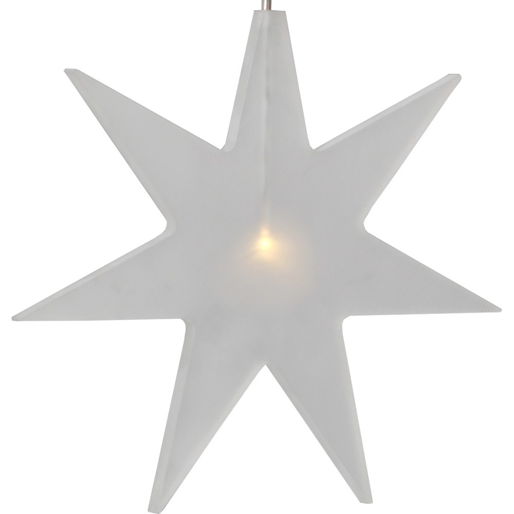 Svietiaca LED dekorácia Best Season Karla