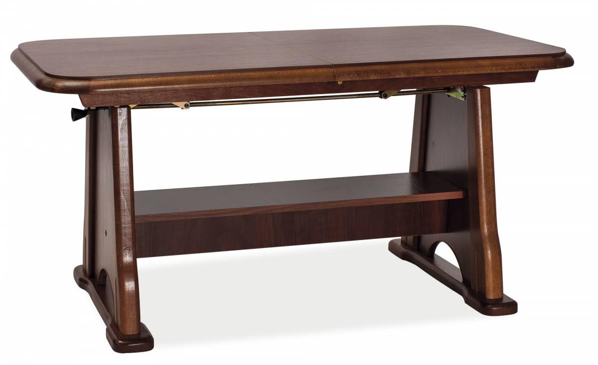 Konferenčný stolík Beata (orech)