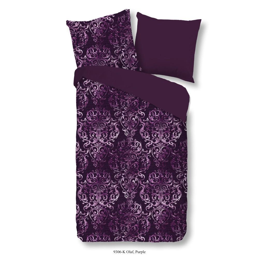 Bavlnené posteľné obliečky Muller Textiels Descanso Olaf, 140×200 cm