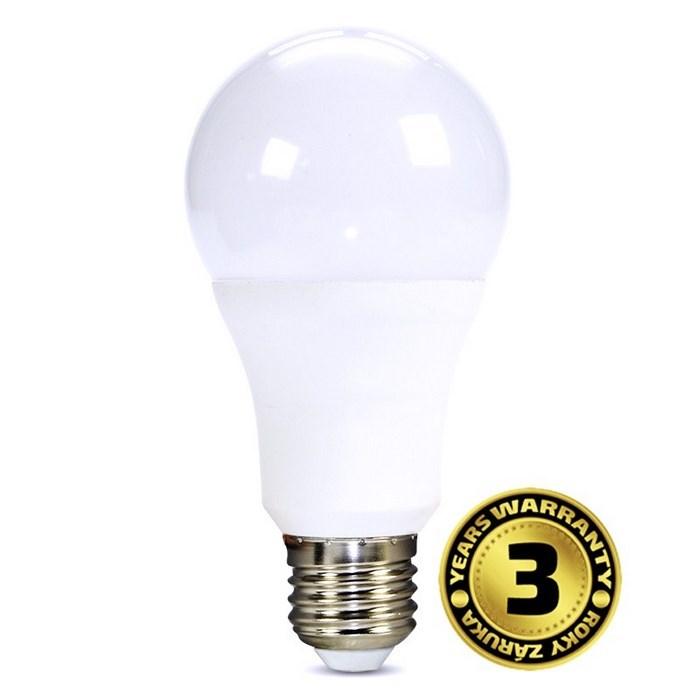 SOLIGHT LED žiarovka klasický tvar 15W E27 270° 1220lm