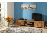 Masivny Tv stolík 220x48x50