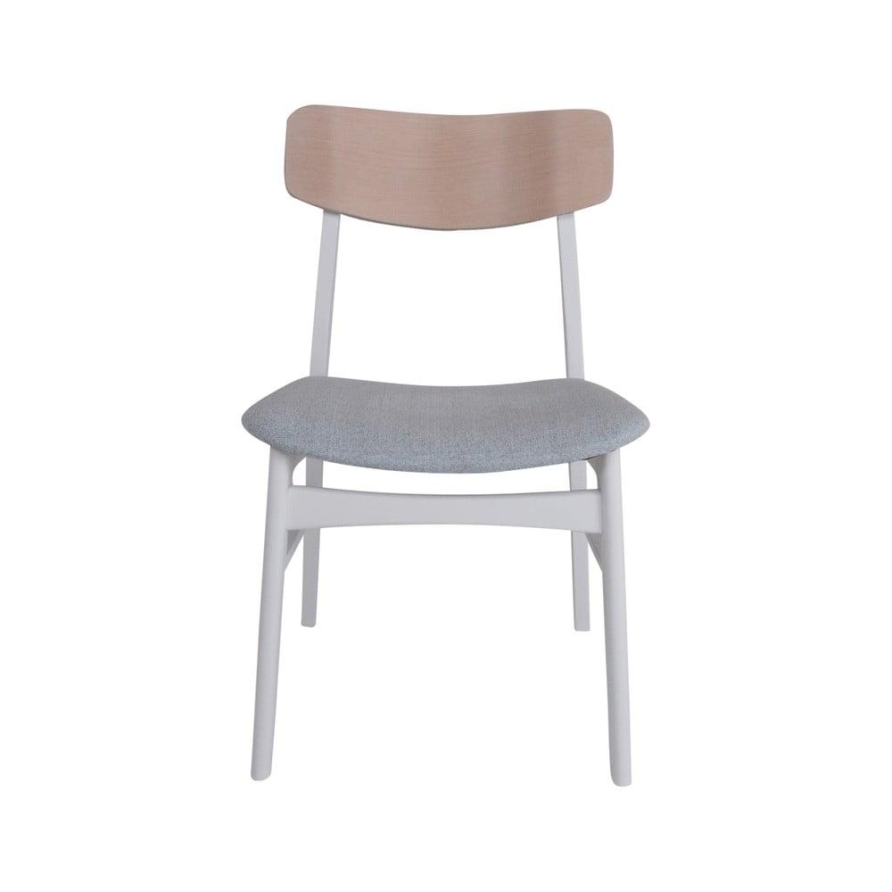 Jedálenská stolička z kaučukového dreva Canett Saga Robin