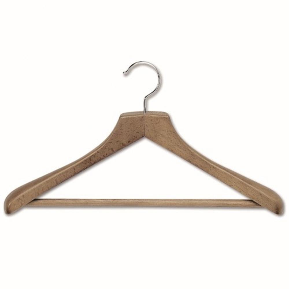 Vešiak na kabáty s nohavicovou tyčou z bukového dreva Cosatto Mokko