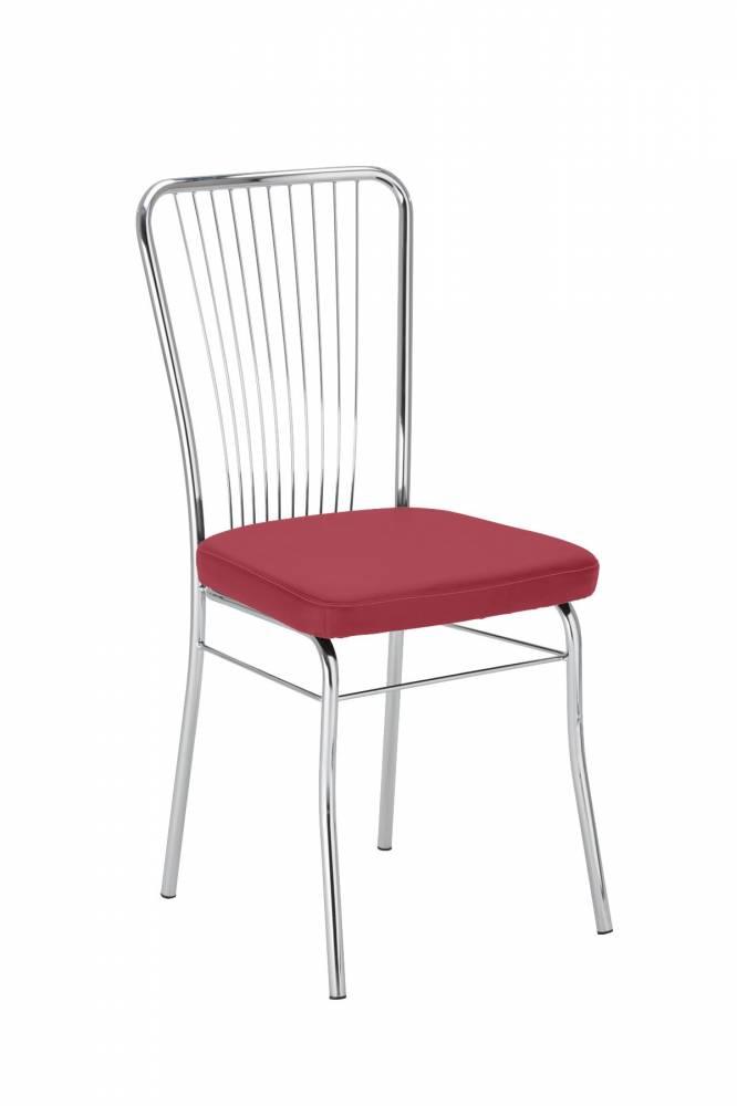 Jedálenská stolička Neron II (červená)