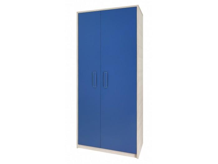 Skriňa Bregi SZ 2D Farba: Modrá