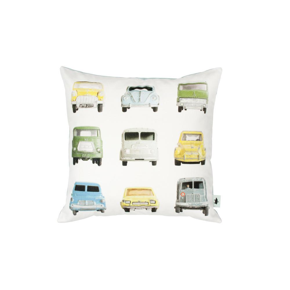 Bavlnená obliečka na vankúš Studio Ditte Cars, 50x50cm