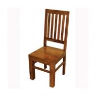 Furniture nábytok  Masívna stolička  z Palisanderu  Golbahár  45x45x100 cm