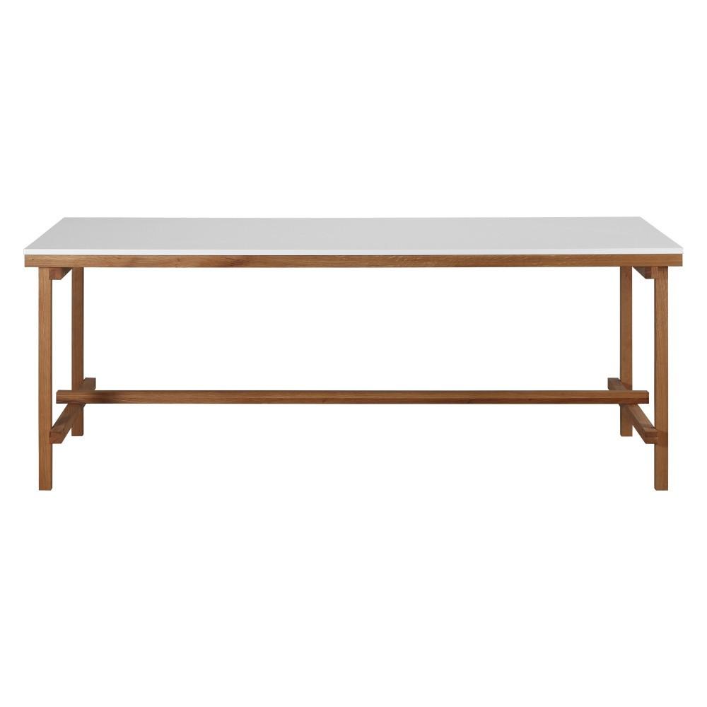 Drevený jedálenský stôl Artemob Construction, 160×75 cm