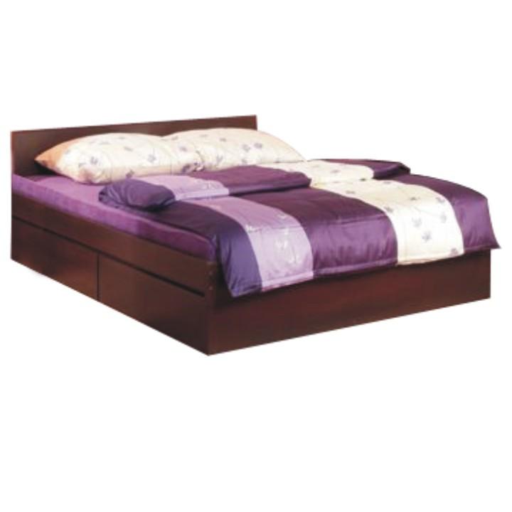 TEMPO KONDELA PELLO 92 160 manželská posteľ - borovica laredo