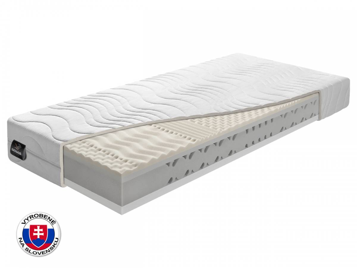 Penový matrac Benab Oceana XXL 200x180 cm (T3/T2)