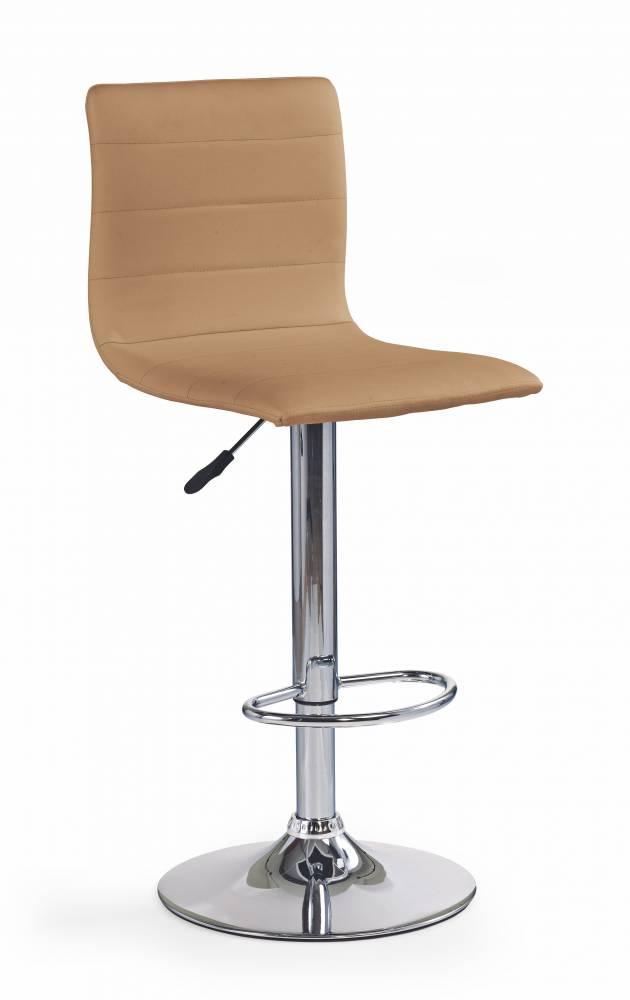 Barová stolička H-21 (krémová)