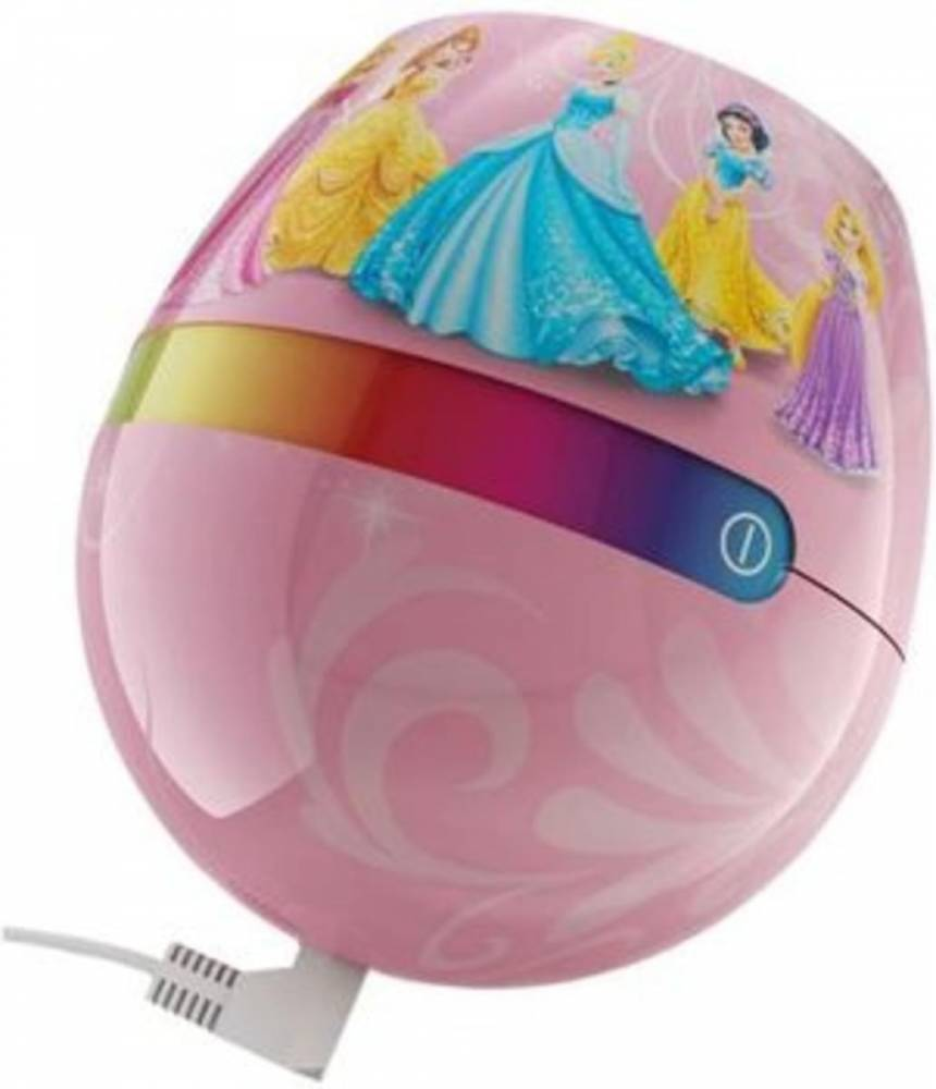 PHILIPS DISNEY LED 71704/28/16 stolná lampa Princess