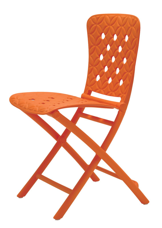 SPRING ZAG skladacia stolička