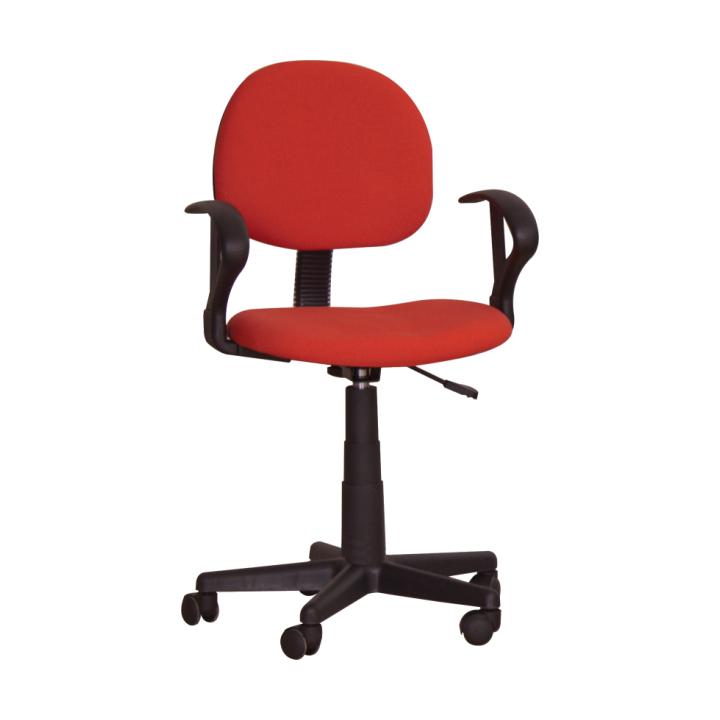 Kancelárska stolička TC3-227  L2517 CERVENA LATKA