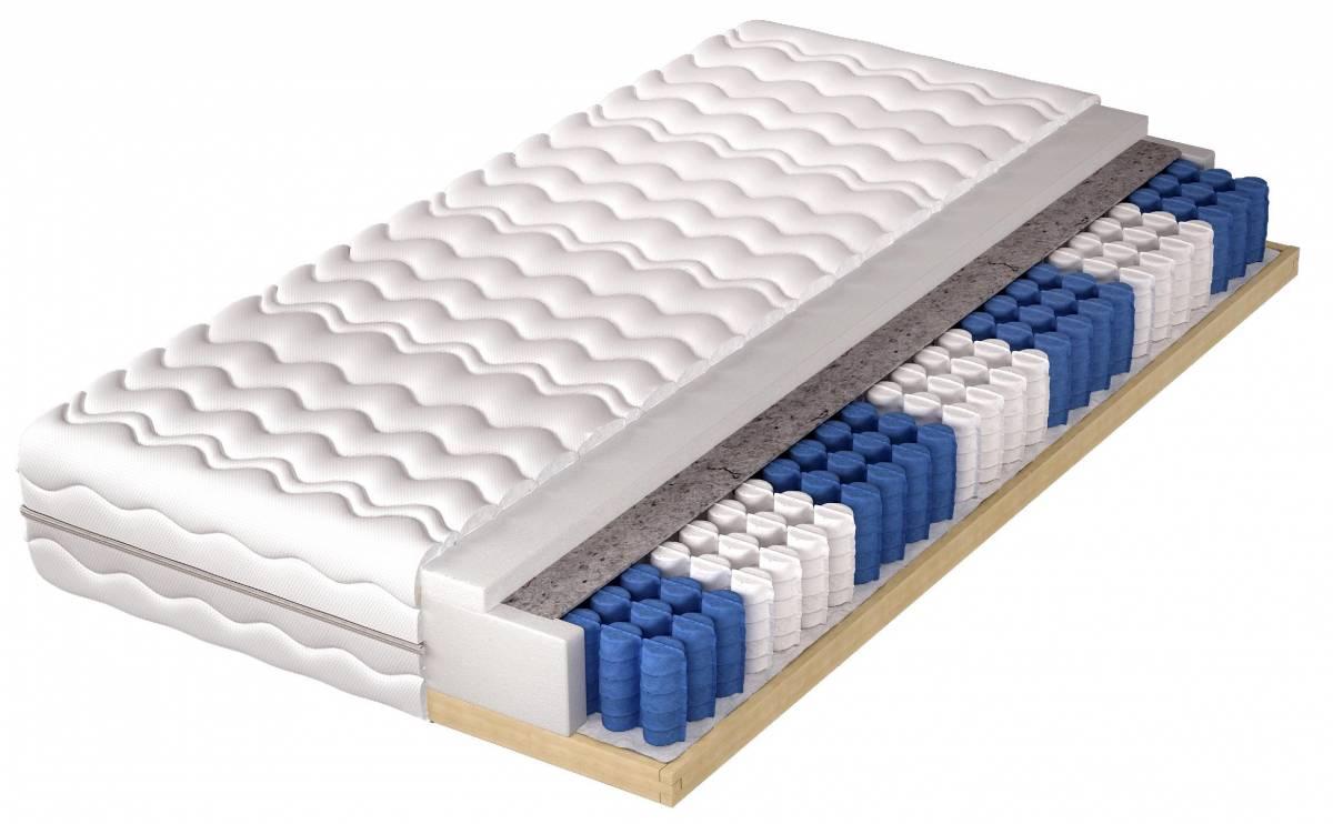 Taštičkový matrac 200x180 cm (T3)
