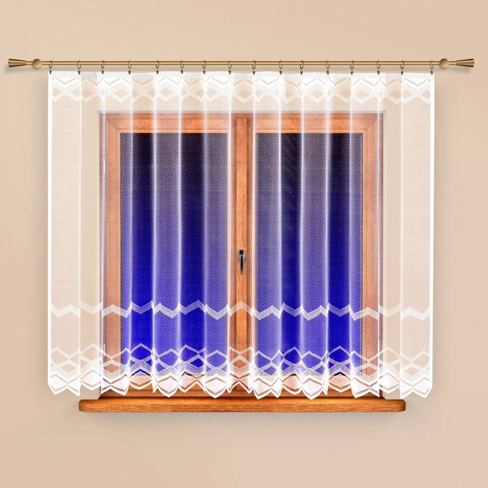4Home Záclona Adriana, 300 x 250 cm, 300 x 250 cm