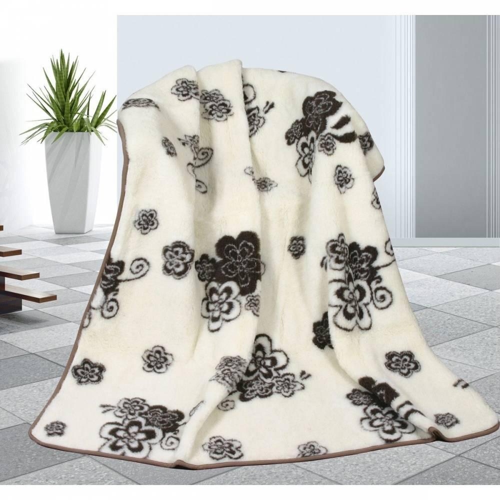 Bellatex Vlnená deka Tomar, 155 x 200 cm