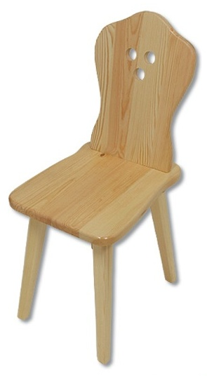 Jedálenská stolička KT 110 *výpredaj