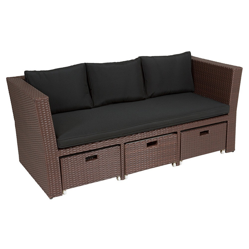 4-dielny set záhradného sedacieho nábytku Santiago Pons Lido