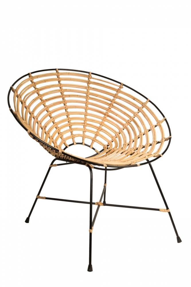 Kubu Round Chair