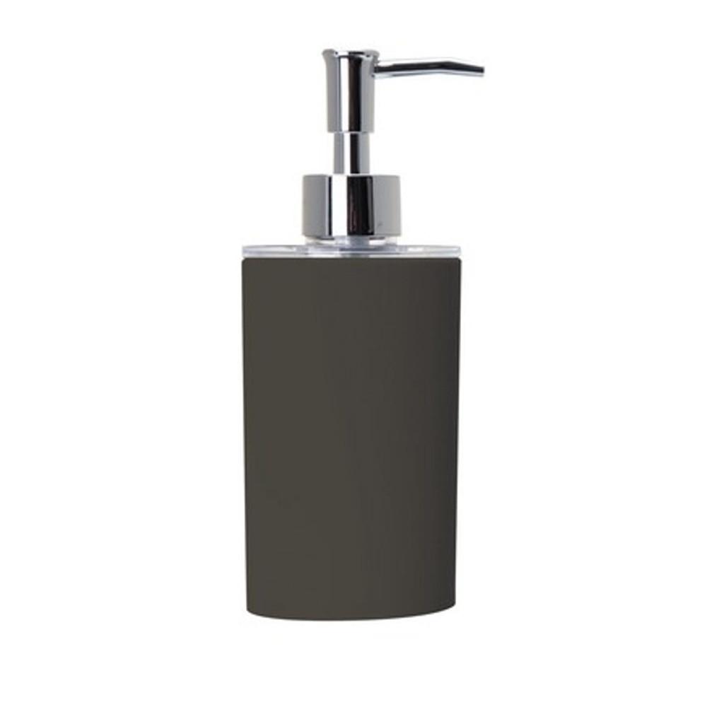 Sivý dávkovač mydla Sorema News Plus