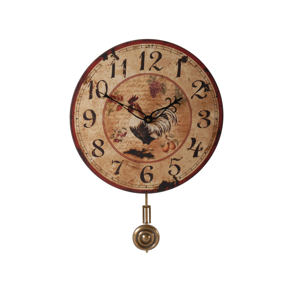 Nástenné hodiny Antic Line Pendulum
