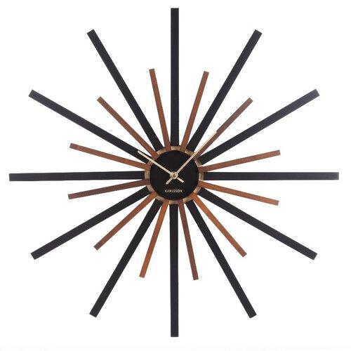 Karlsson 5820 Dizajnové nástenné hodiny pr. 60 cm
