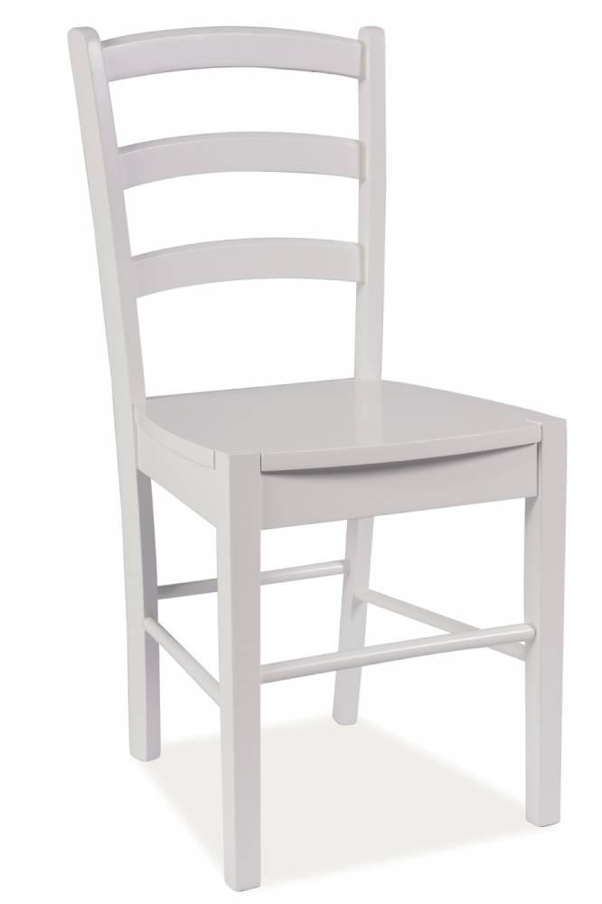 Jedálenská stolička CD-38 (biela)