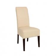 Čalúnená stolička - ekokoža