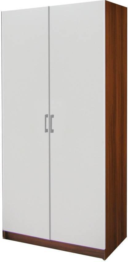 Skriňa ESO 2 dverová 61520 orech / biela