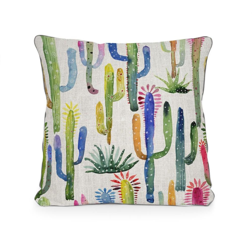 Vankúš Surdic Cactus, 45×45 cm