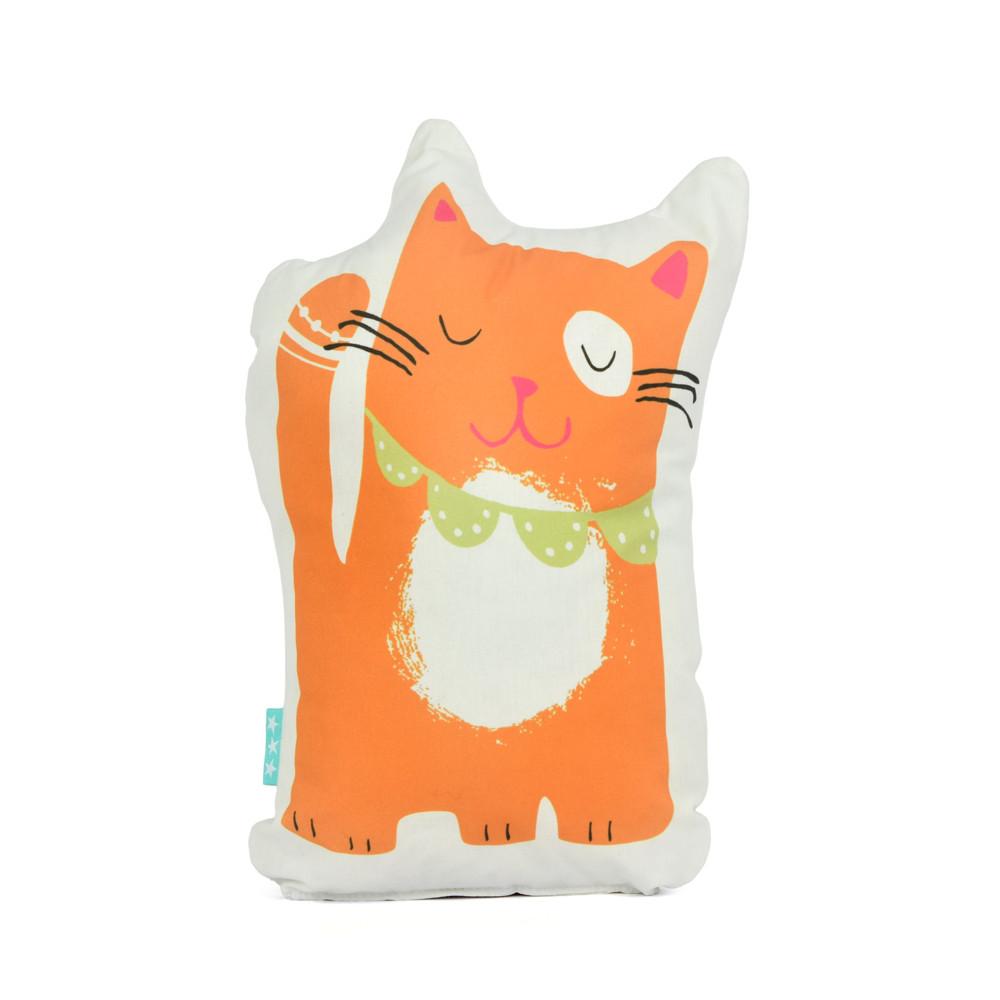 Vankúšik Cat&Mouse, 40x30 cm