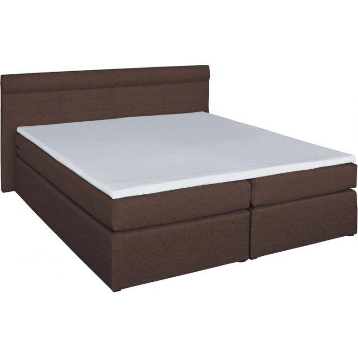 RENAR TORINO MEGACOMFORT VISCO 160 posteľ - hnedá