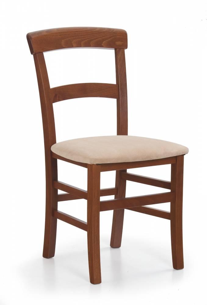 Jedálenská stolička Tapo Čerešňa antická + sofia