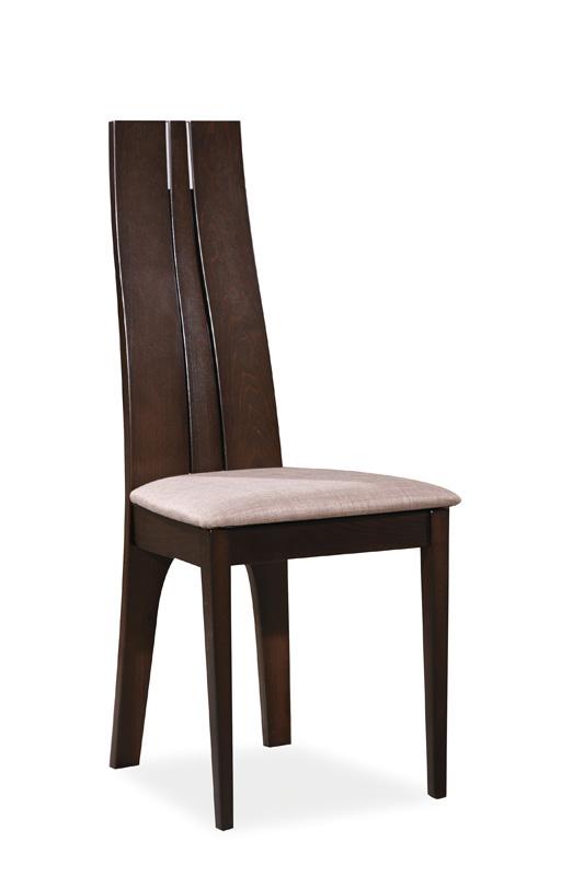 Jedálenská stolička KB-84, wenge