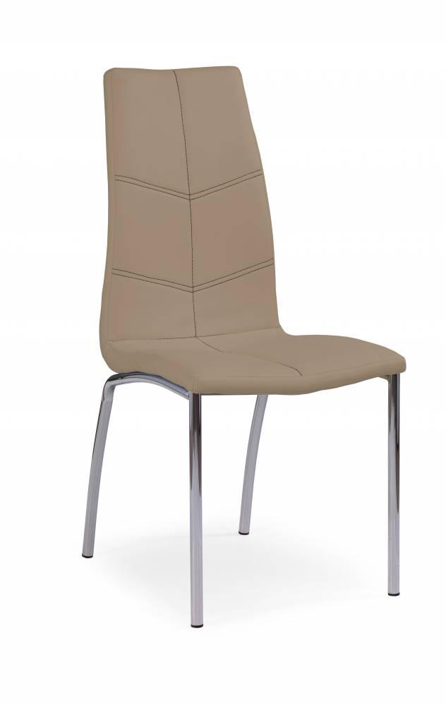 Jedálenská stolička K114 (tmavobéžová)