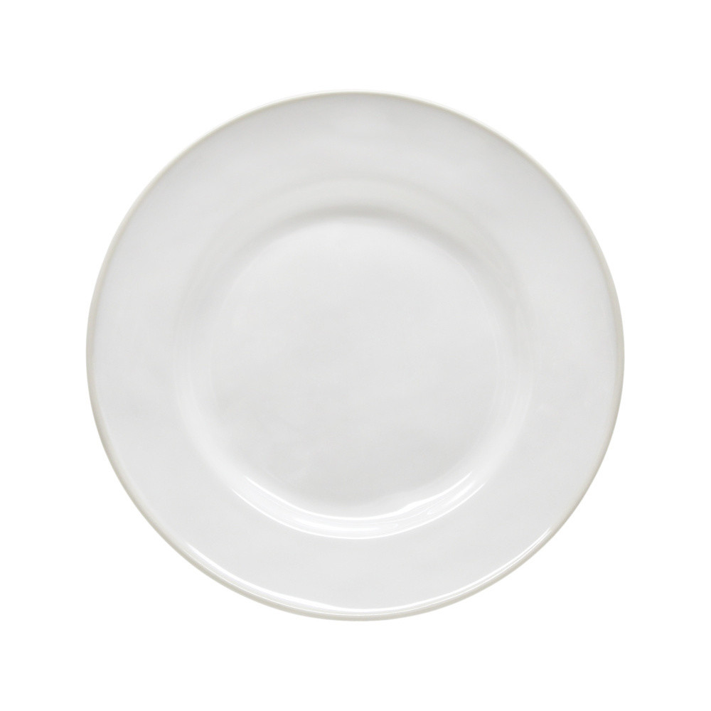 Biely keramický tanier Costa Nova Astoria, ⌀ 28 cm