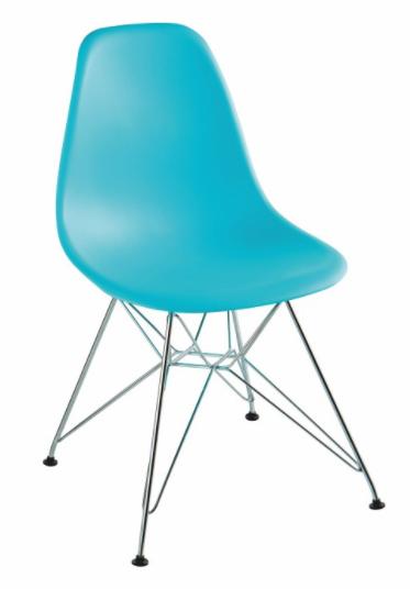Jedálenská stolička Anisa New   Farba: mentolová
