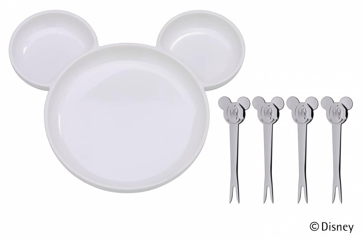 Detský set Mickey Mouse WMF 5 ks