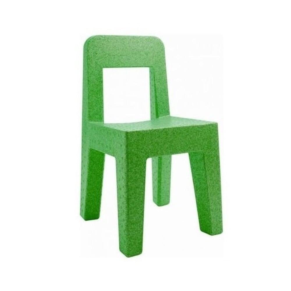 Zelená detská stolička Magis Seggiolina Pop