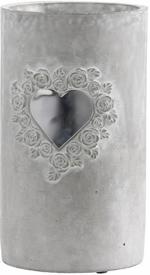 Kvetináč RANA sivá