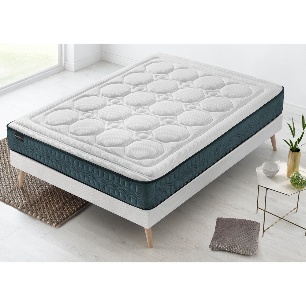 Jednolôžková posteľ s matracom Bobochic Paris Tendresso, 90 x 200 cm