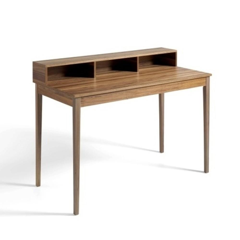 Pracovný stôl z orechového dreva Ángel Cerdá Eloy