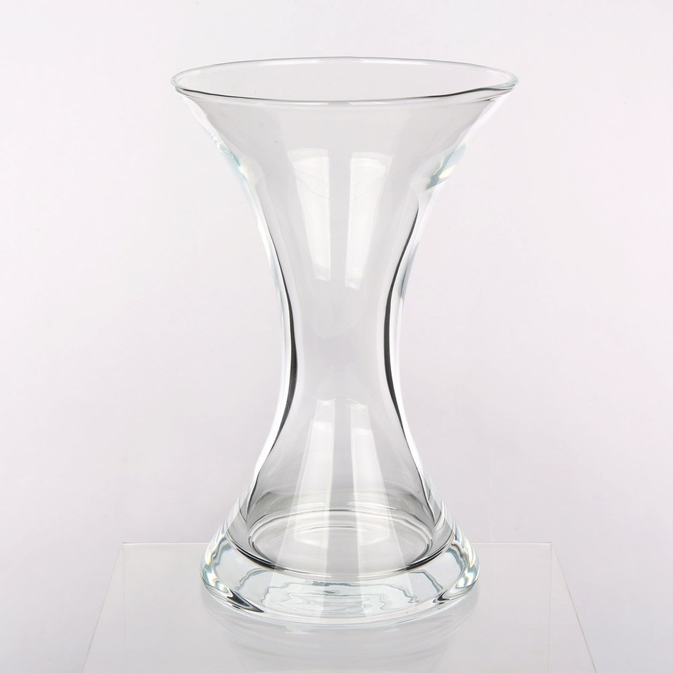 Altom Sklenená váza Lisa, 18 cm