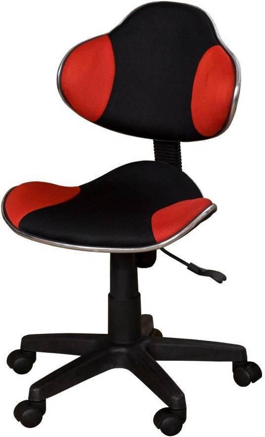 Stolička NOVA červená