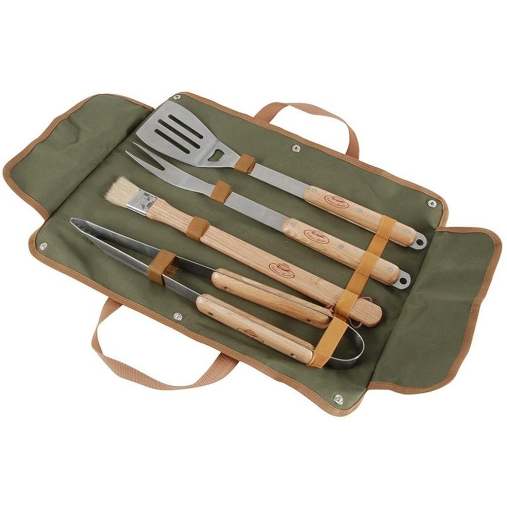 Set ručných nástrojov na grilovanie apuzdra Ego Dekor BBQ